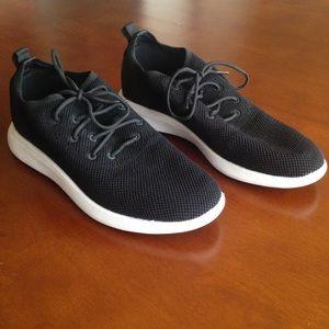 Black and White Aldo Sneakers